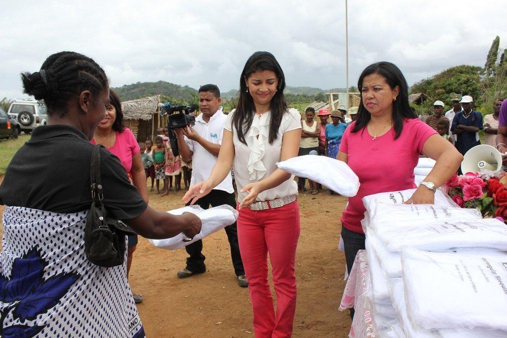 Antalaha. Descente à l'Akany EZAKA, de Mialy Rajoelina, Présidente de l'association Fitia. Les photos parlent d'elles-mêmes. Première Partie.