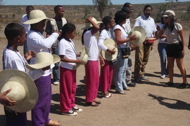 L'association Fitia a pris en charge les vacances scolaires, à Mahajanga, de la trentaine de lauréats du CEPE 2010 venus des 22 régions de Madagascar