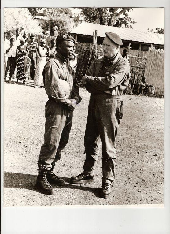 de 1952 à 1954 après Dien Bien Phu.Des photos de l'Adj Cassiède et ses Frères d'Armes au 1er BPC