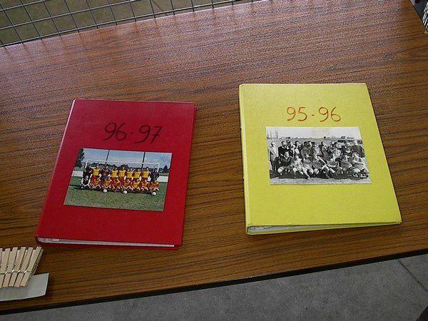 Album - Les 75 ans du football.