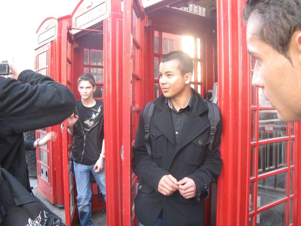 Album - ANGLETERRE-2011