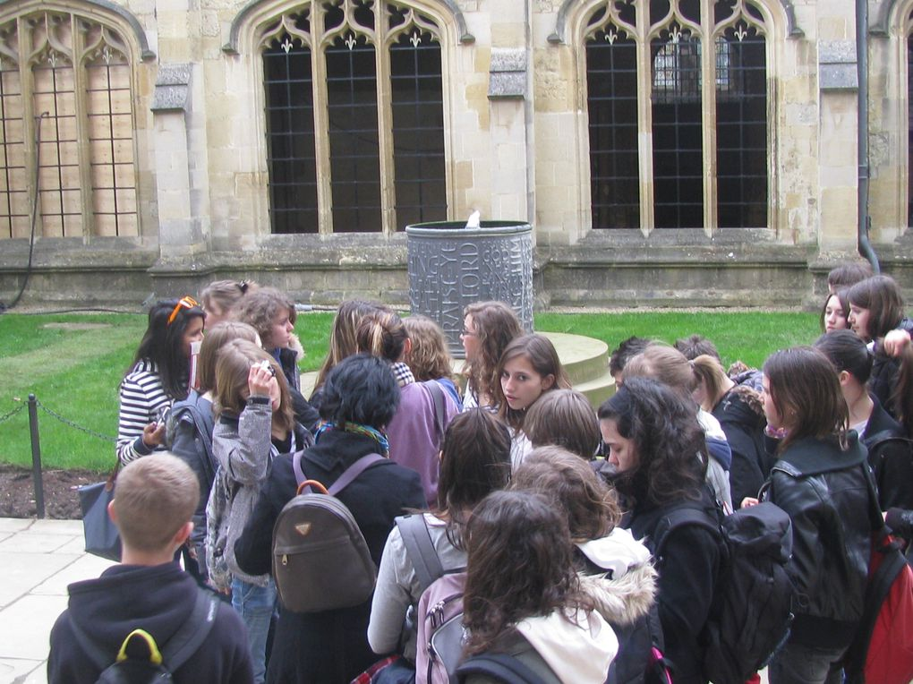 Album - OXFORD-LONDRES-2011