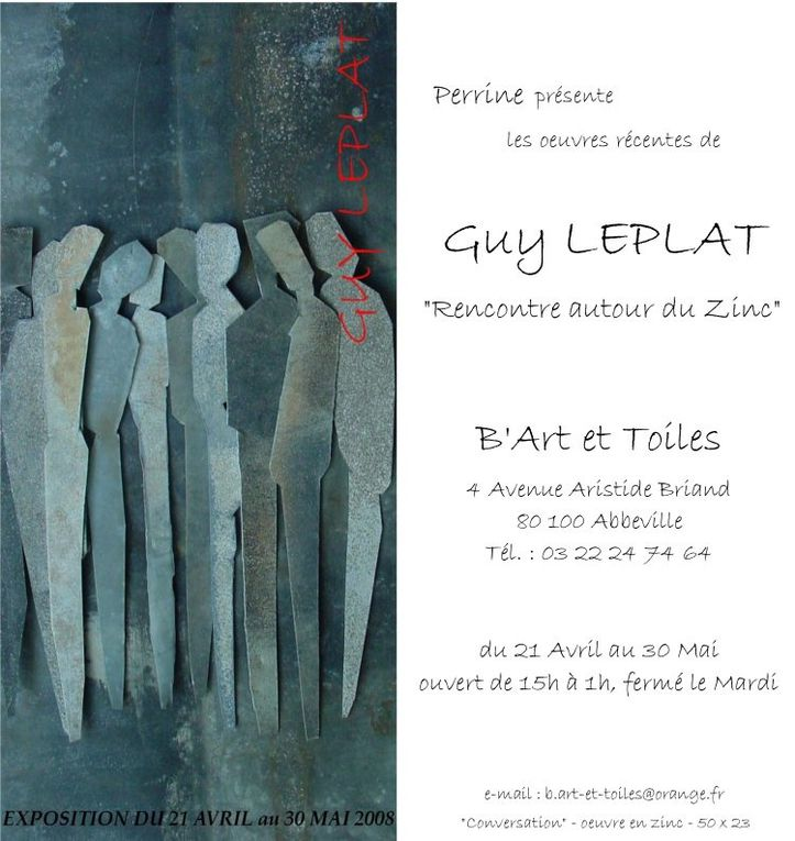Album - Guy-LEPLAT