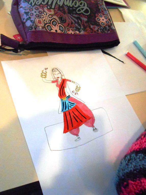 Album - Ateliers-illustration Gaëlle et Sophie