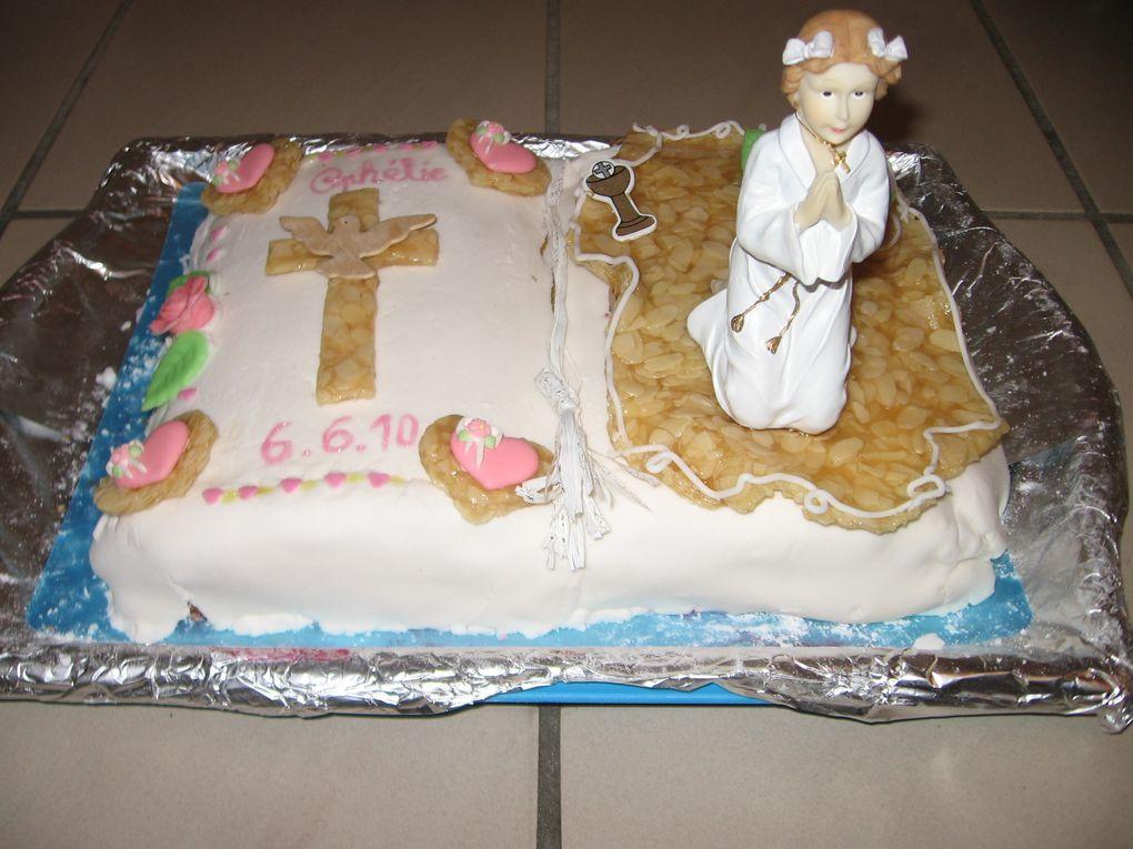 3 gâteaux et nougatine