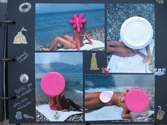 souvenir de notre voyage en Crète - août 2005