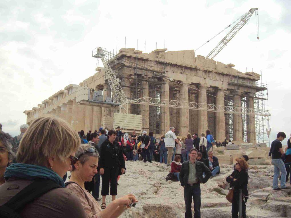 Dans cet album, venez voir une petite sélection des photos de notre magnifique voyage d'études 2011!