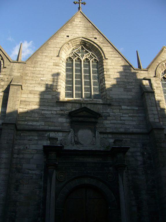 L'académie Saint-Grégoire (académie diocésaine d'orgue liturgique) est installée dans le Séminaire de Tournai, un haut lieu spirituel, dont l'incomparable valeur architecturale s'exprime dès qu'on a franchi le porche.
