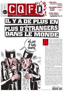 """Retrouver dans cette rubrique les """"Unes"""" et le sommaires des journaux, fanzines et autres revues distribués au Cri du Peuple!"""