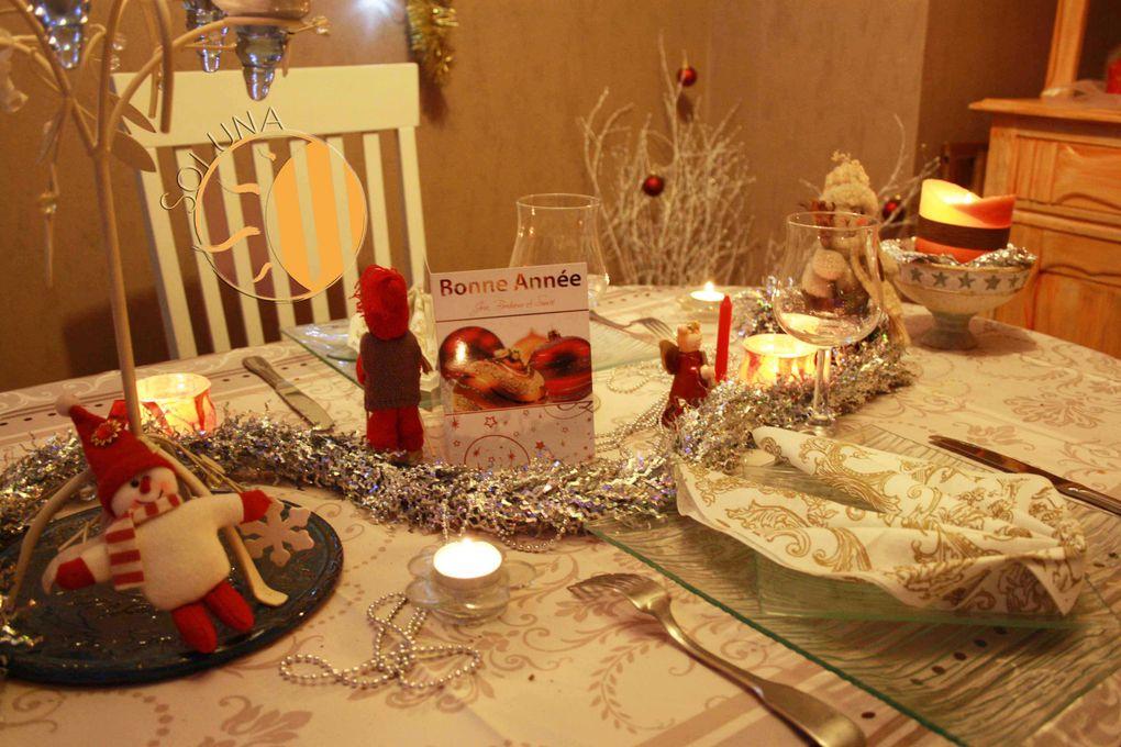 Décorations de table variées: mariage, baptême, anniversaire...