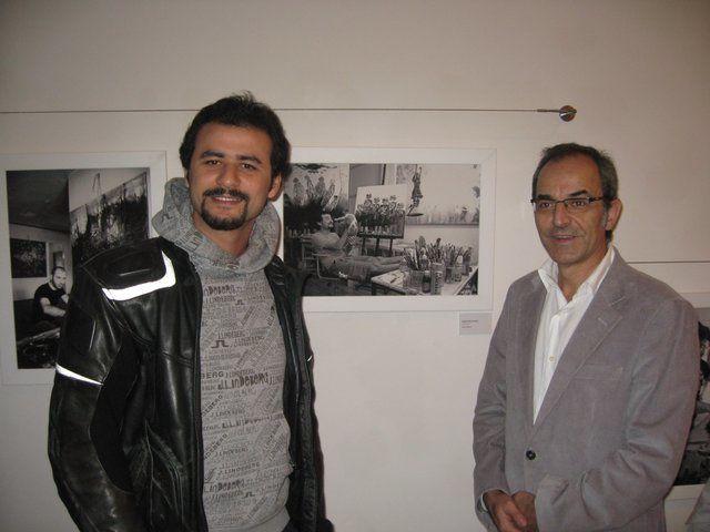 Adil Gültekin1 Ekim 2010 - 1 octobre 2010The Art Studio