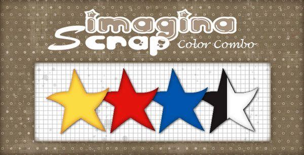 Retrouvez tous les challenges combo couleurs proposés sur notre blog créatif.