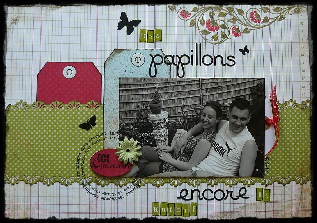 pages et mini albums de Lile
