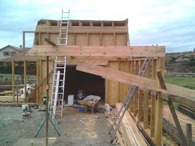 Album - Construction-garage