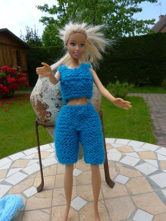 Vêtements Barbie