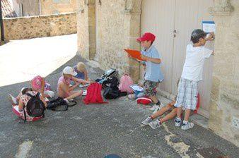 Sortie du 27 mai à Ansouis, avec visite du santonnier et des petites rues du village