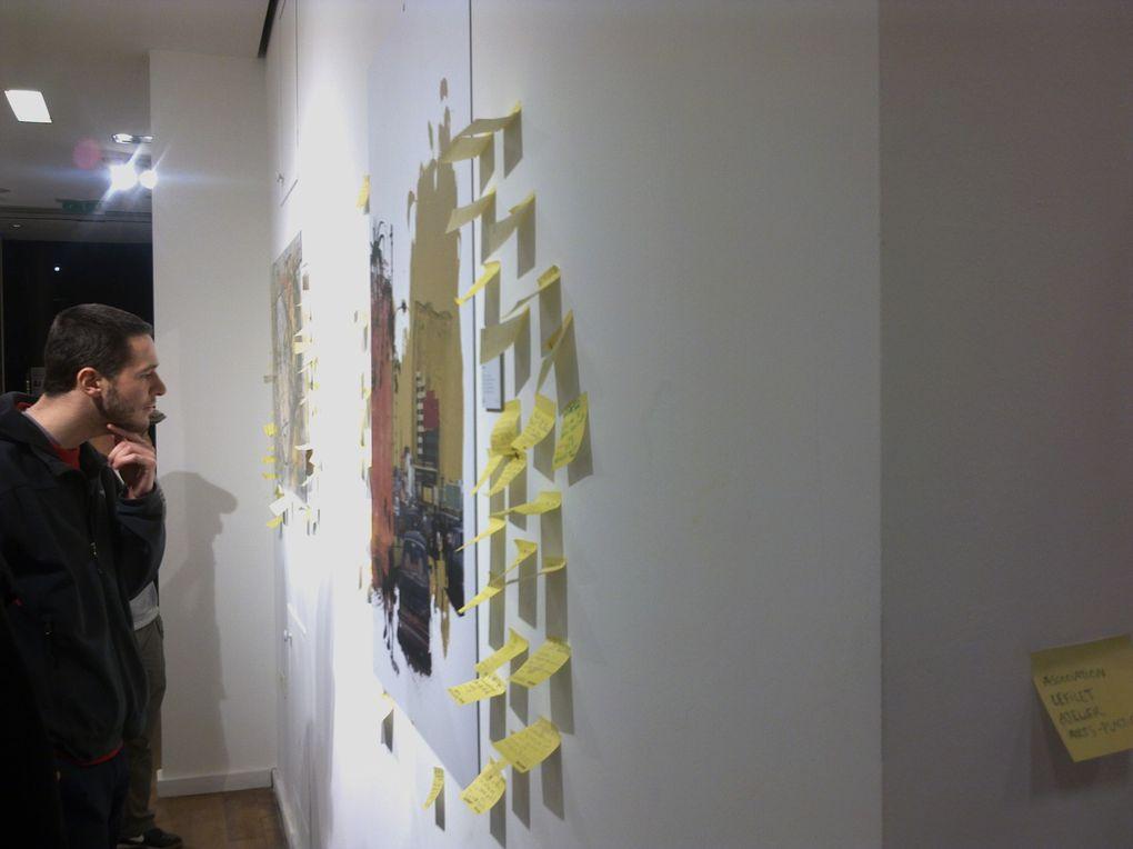 constats photos exposition marseille , novembre 2011.