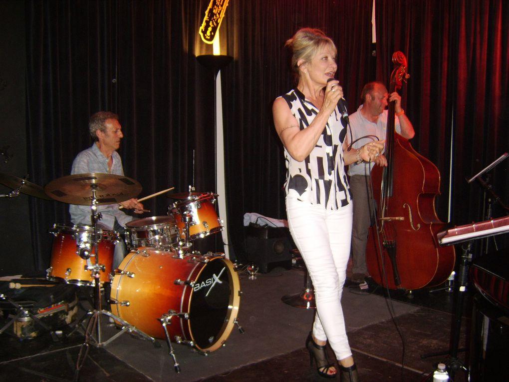 Album - CAROLINE-GROSSOT-Quartet--Juin-2014