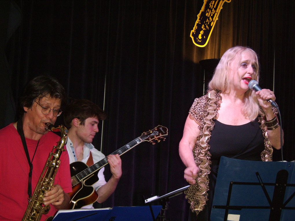 Album - Christiane-MOCCO-Jazz-Quartet