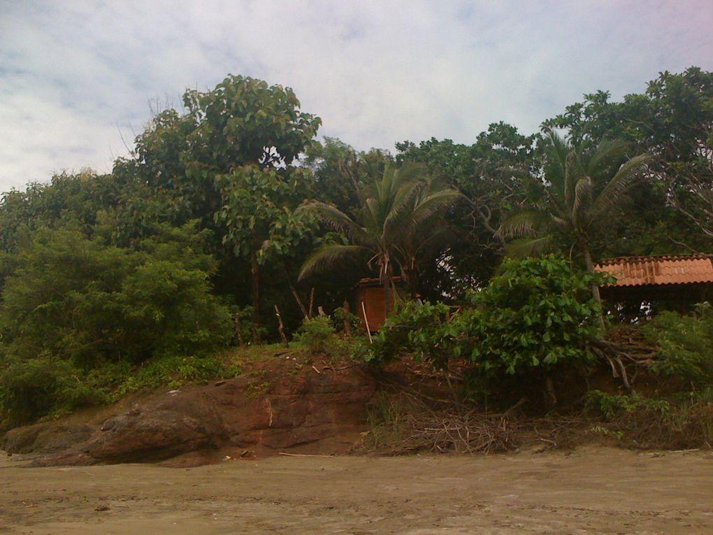 Ce n'est qu'une ébauche. Quelques images de La Palma de Las Tablas, Santo Domingo, La Yeguada...