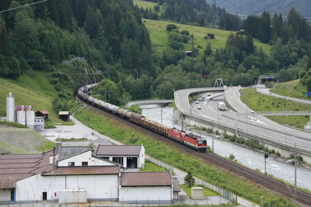 2 moie en Suisse Auttriche et petit passage en Allamenagne et Italie