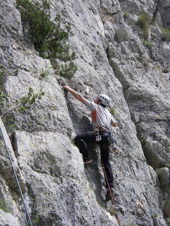stage d'escalade du 13/05 au 20/05