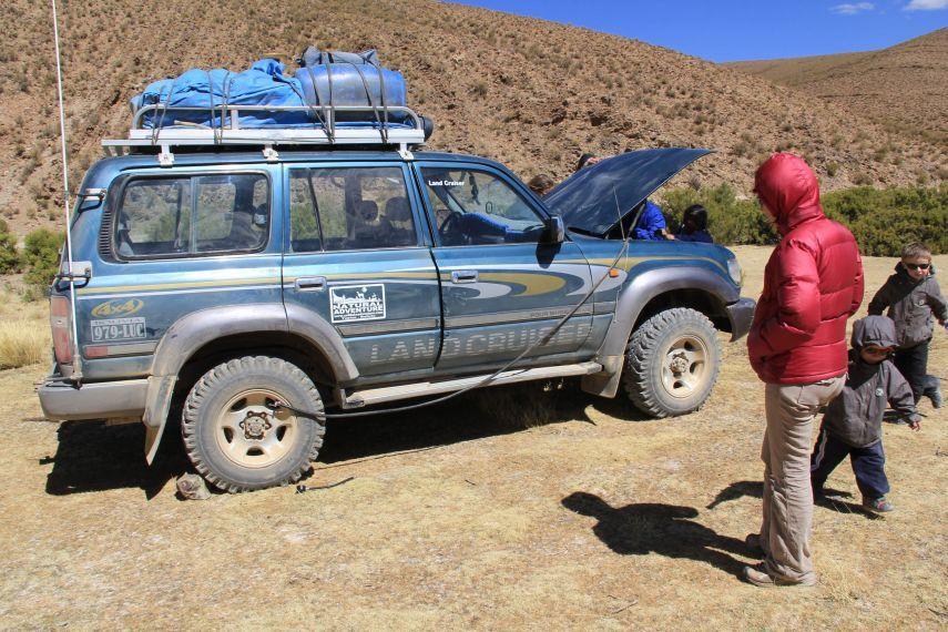 Album - 2011 - 08 - Bolivie - Excursion-4x4