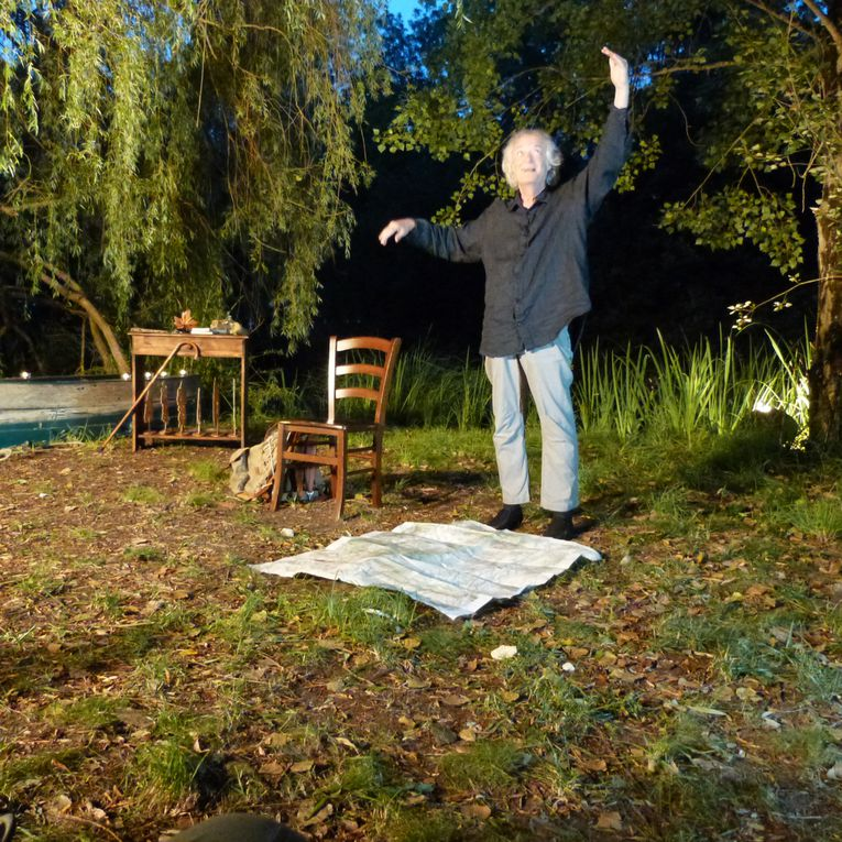 Album - l'homme qui plantait des arbres avec Yannick Boitrelle