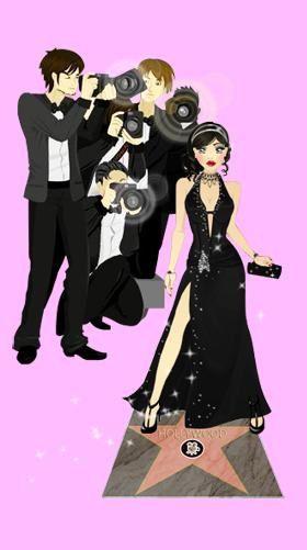 Les métiers de rêve que l'on peut exercer dans le jeu OhMyDollz : Actrice, Chanteuse, Top Model, Danseuse, Vétérinaire, Infirmière,...