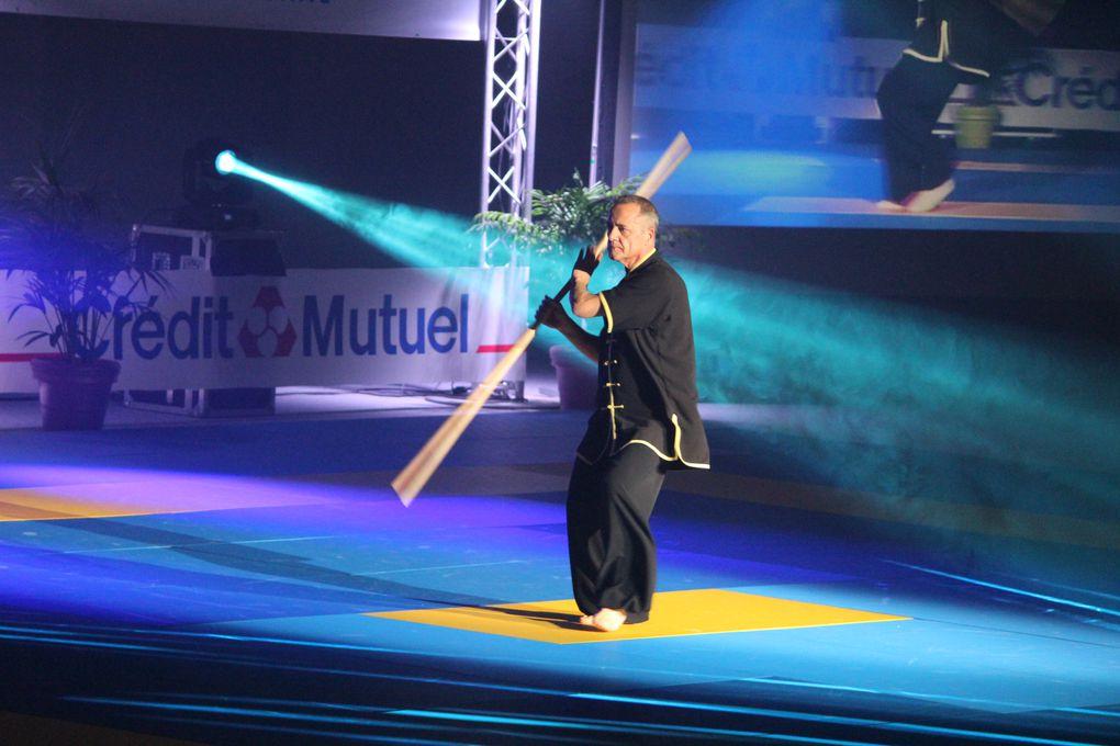 Pour partager avec vous ces quelques instants du gala d'arts martiaux de Meudon en région parisienne auquel j'ai eu l'honneur de participer.Merci à Gaëlle pour les photos