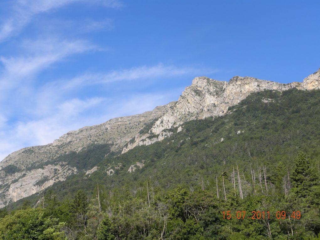 Capitale des Hautes Alpes, climat de moyenne montagne à 800 m