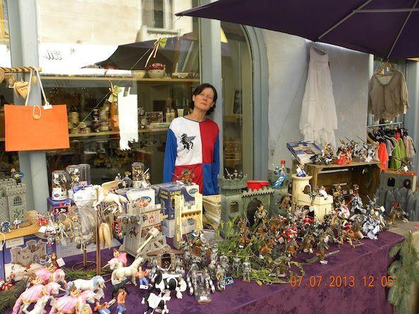 VIIIème fête médiévale à Briançon, du soleil, de la bonne humeur et la fête. Deux jours de détente et de plaisir. (2ème partie)
