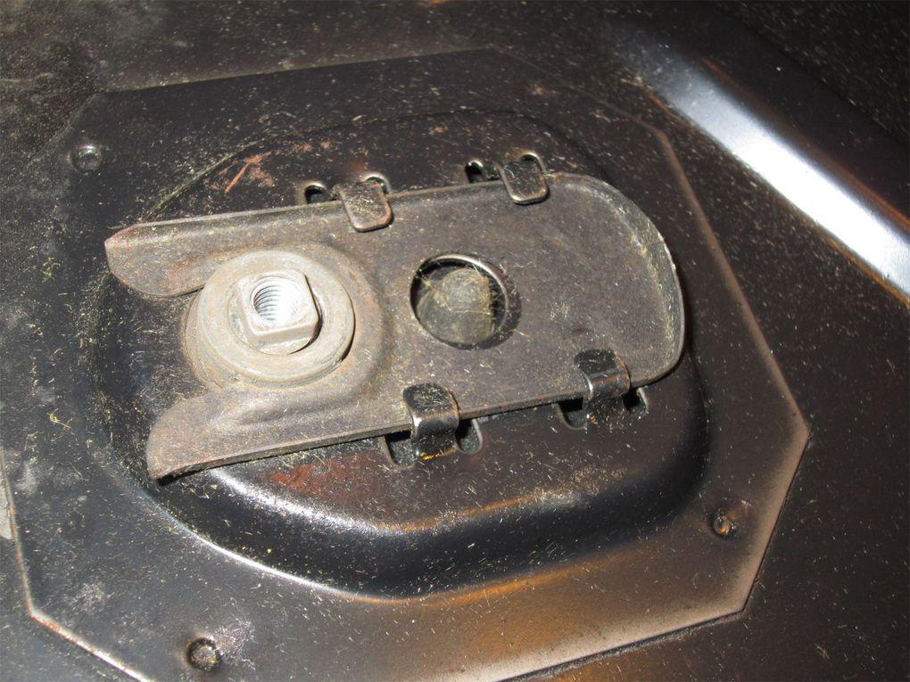 Démontage complet du moteur 1600 et rstauration des diverses pièces.