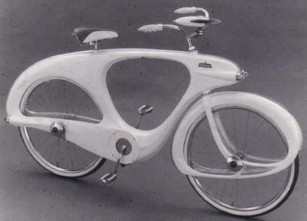 Album - LE-STREAMLINE-BICYCLE