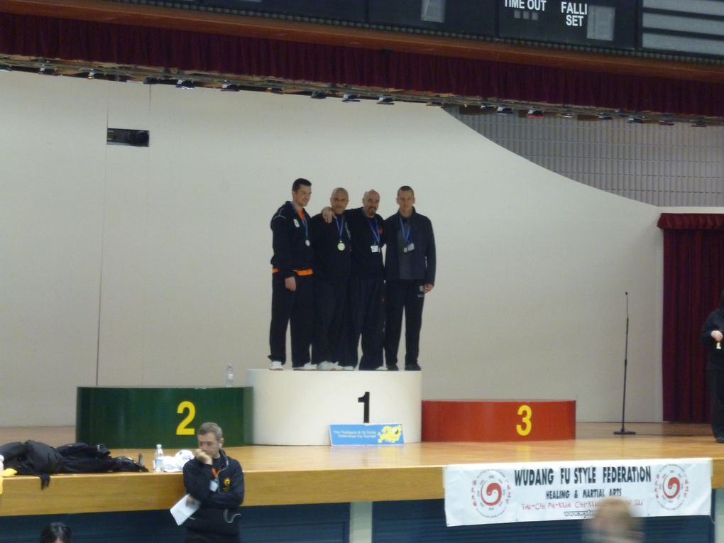 Photos :  Venise Championnat d'Europe 2012