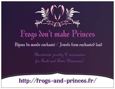 Album - Le-monde-de-Frogs-don-t-make-Princes