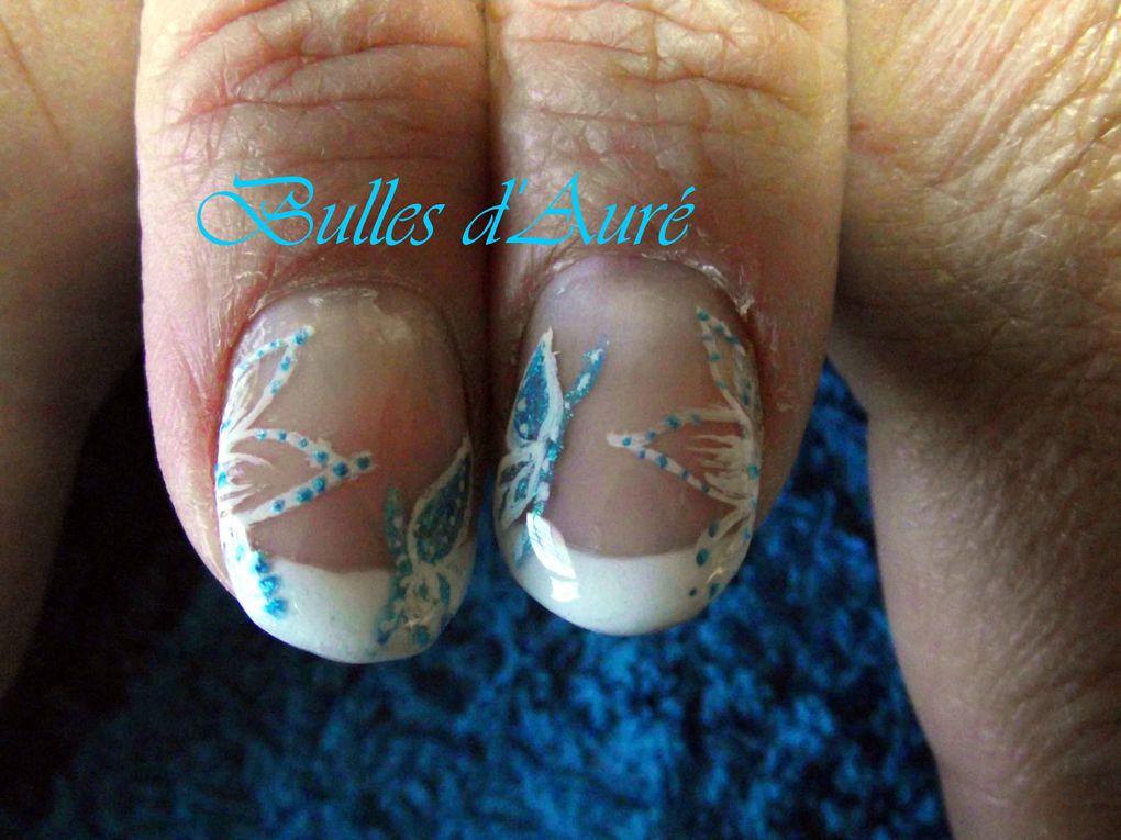 Album - nail art by bulles d'auré allias aure41