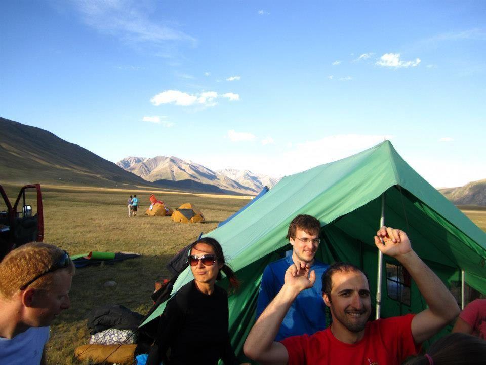 Album - Kirghizistan