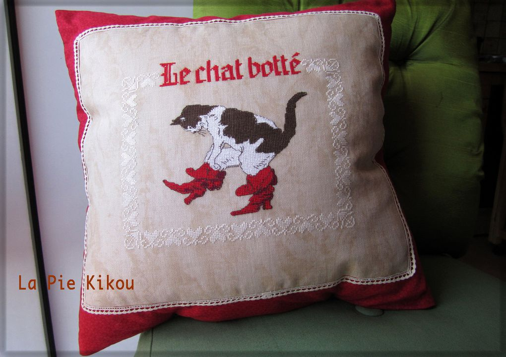 Album - chat-botté