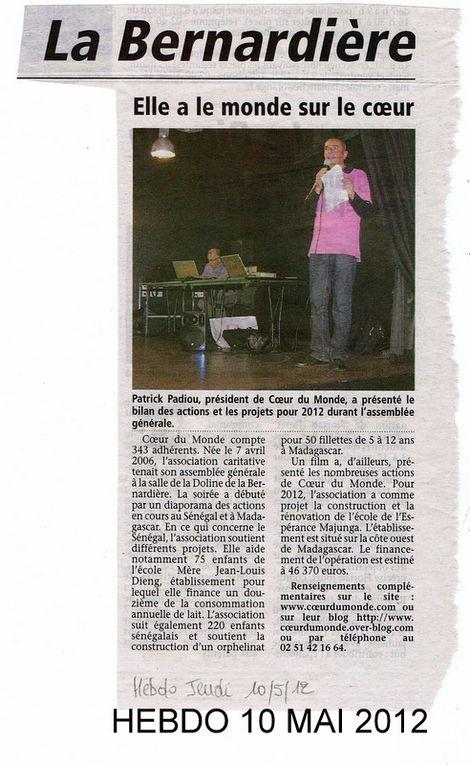 actualité cdm dans la presse