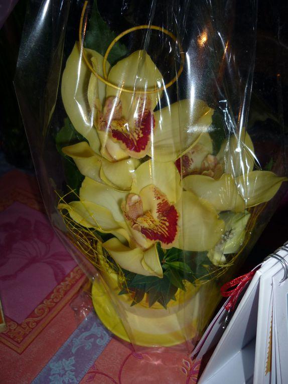 Ma passion pour les fleurs...