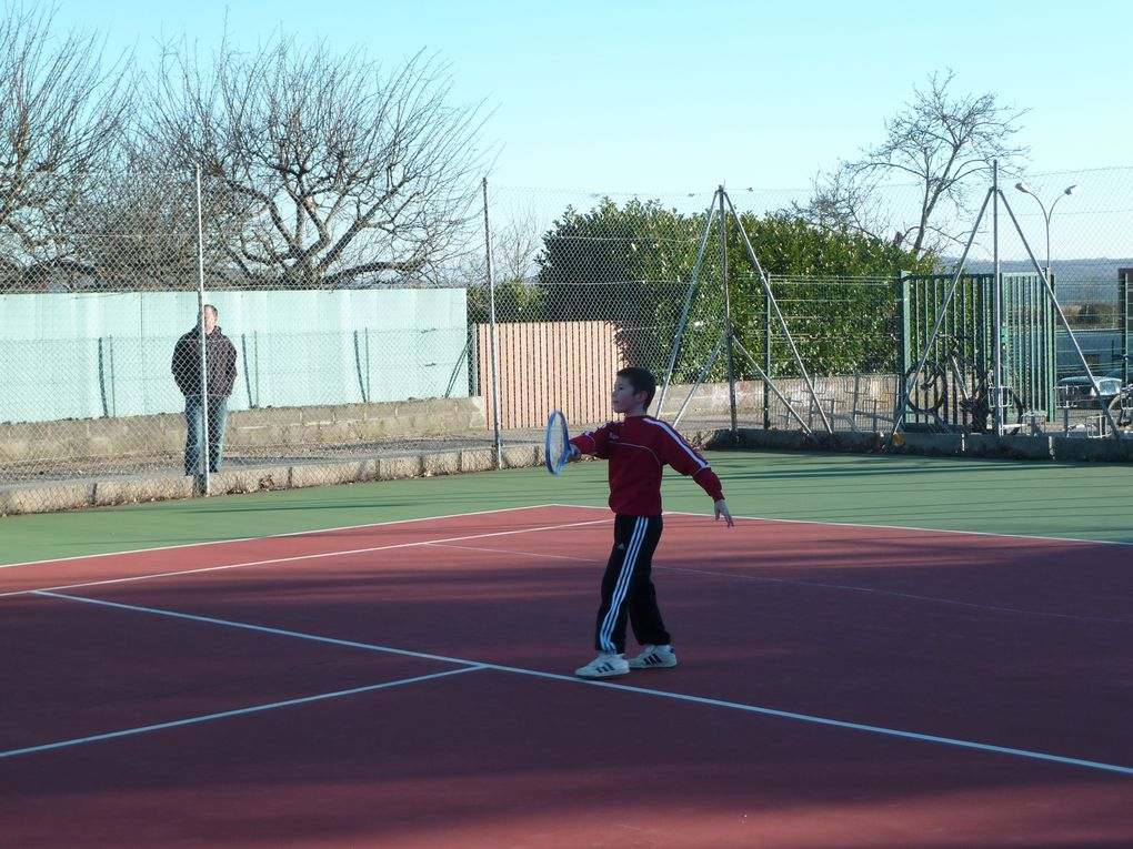 Album - Fête de l'école de tennis 2011