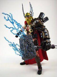 Album - thor-et-iron-man-steampunk