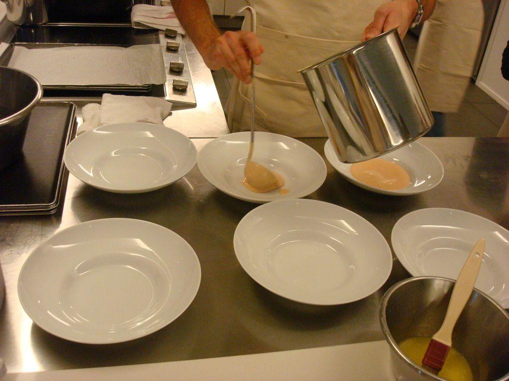 Le Grand Menu de l'École de Cuisine d'Alain Ducasse