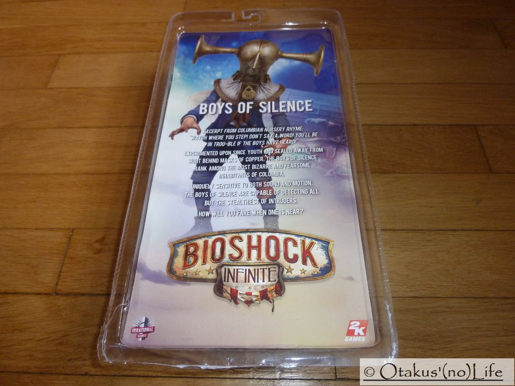Album - Figurine Boys of Silence - BioShock Infinite