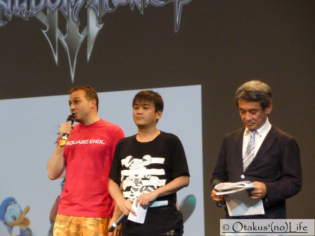Album - Japan Expo 2013 - Conférences Square Enix