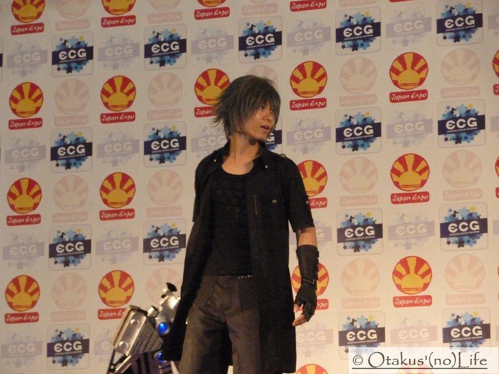 Album - Japan Expo 2013 - Le Cosplay
