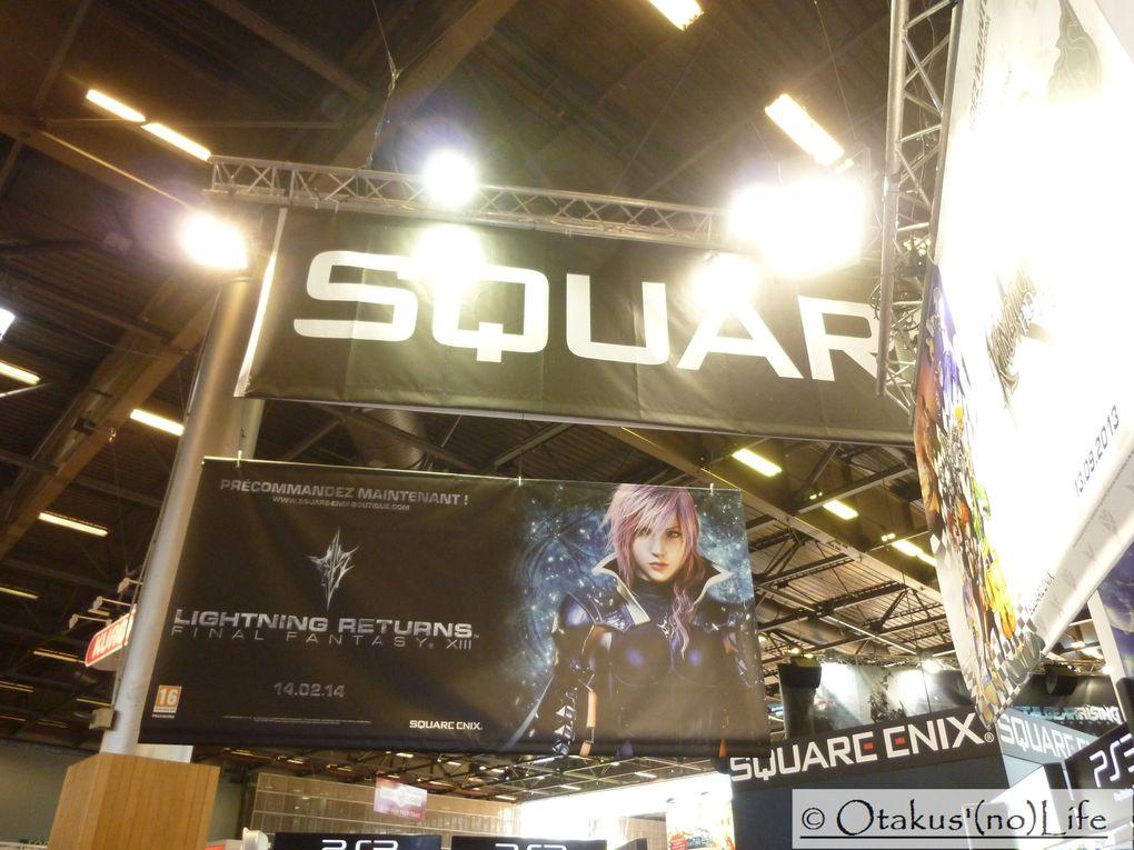 Album - Japan Expo 2013 - Stands Square Enix