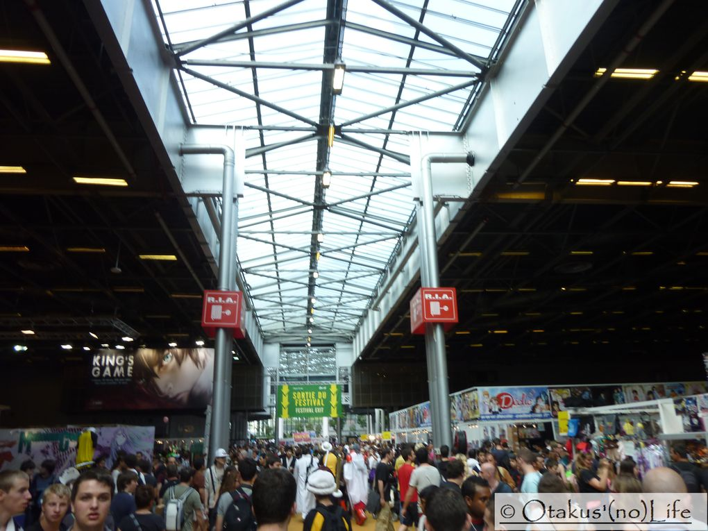 Album - Japan Expo 2013 - Divers Stands