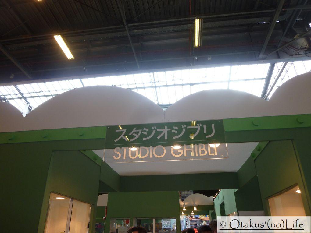 Album - Japan Expo 2012 - Divers stands